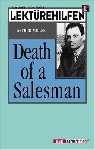Lektürehilfen Miller Death of a Salesman. Materialien. (Lernmaterialien) by Arthur Miller, Liza McAlister Williams, Kent Paul