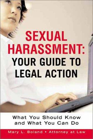 Sexual harassment by Mary L. Boland