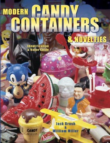 Modern candy containers & novelties by Jack Brush