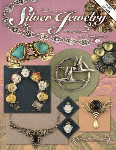 Collectible silver jewelry by Fred Rezazadeh