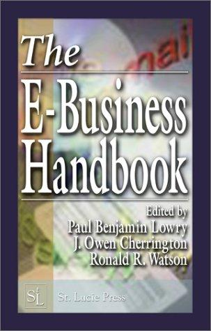 The e-business handbook by