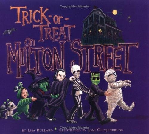 Trick-Or-Treat on Milton Street (Carolrhoda Picture Books)