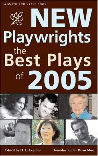 New Playwrights by D. L. Lepidus