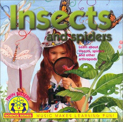 Insects and Spiders by Kim Mitzo Thompson