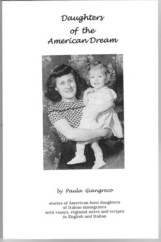 Daughters of the American dream by Paula Giangreco