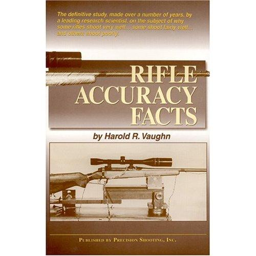 Rifle accuracy facts by Harold R. Vaughn
