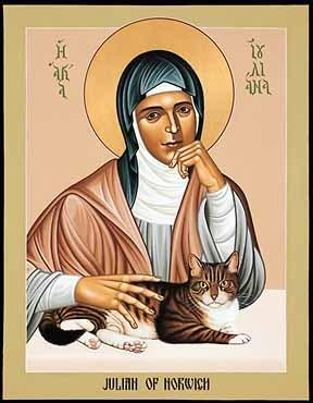 Photo of Julian of Norwich