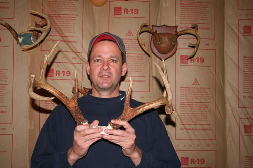 The Maine Antler and Skull Trophy Club by