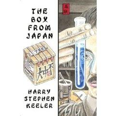The box from Japan by Harry Stephen Keeler