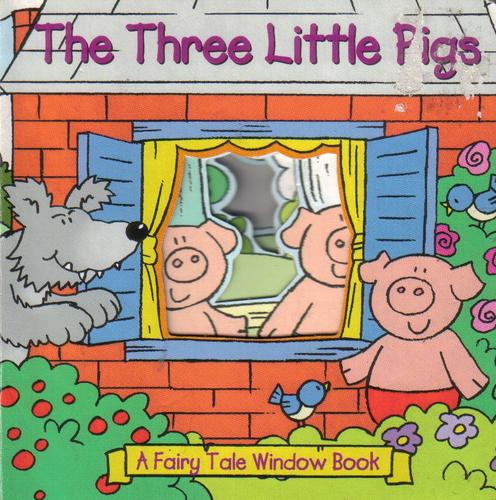 The Three Little Pigs by David Crossley
