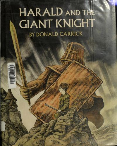 Harald and the giant knight by Donald Carrick