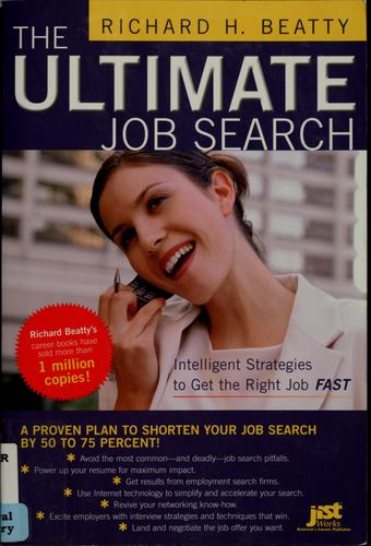 The ultimate job search by Richard H. Beatty