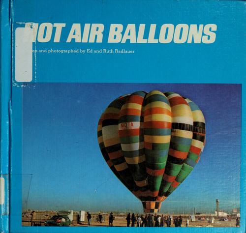 Hot air balloons by Ed Radlauer
