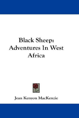 Black Sheep by Jean Kenyon MacKenzie