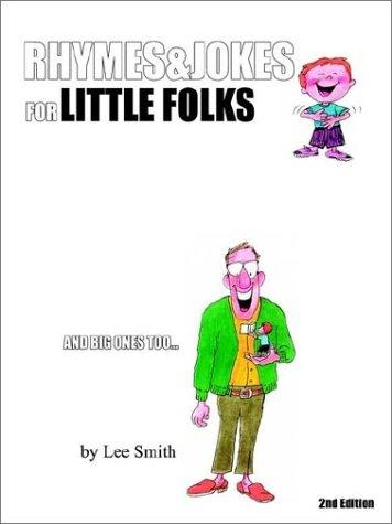 Rhymes & Jokes for Little Folks