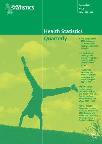 Health Statistics Quarterly