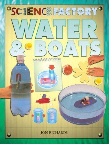 Water & Boats (Science Factory)