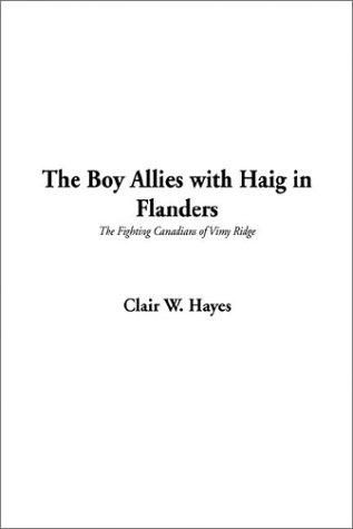 The Boy Allies With Haig in Flanders