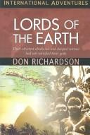 Lords of the Earth by Richardson, Don