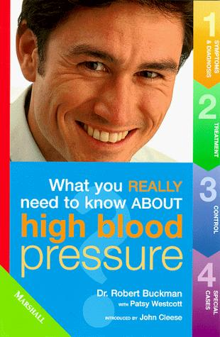 High Blood Pressure by Rob Buckman, John Cleese