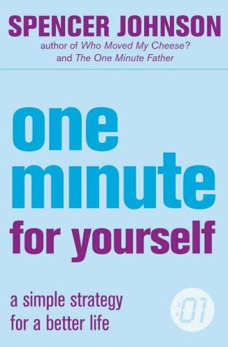 One Minute for Yourself