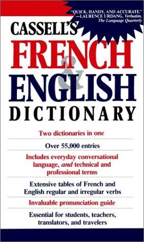 Cassell's French and English dictionary by J. H. Douglas
