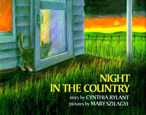 Night in the country by Cynthia Rylant