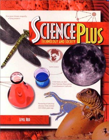 Science Plus Technology and Society-Red