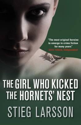 Libro de segunda mano: The girl who kicked the hornets nest