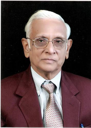 Photo of M. I. H. Farooqi