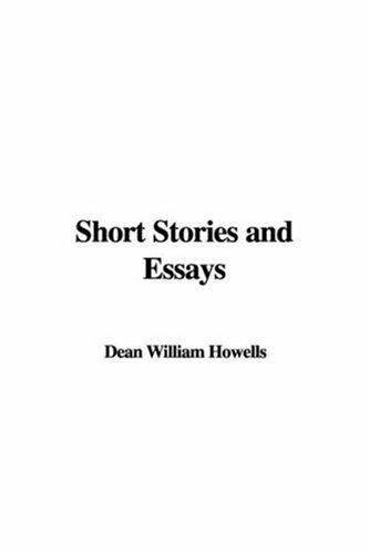 Short Stories and Essays