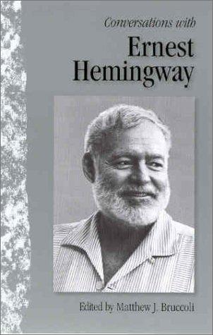 Conversations with Ernest Hemingway by Ernest Hemingway