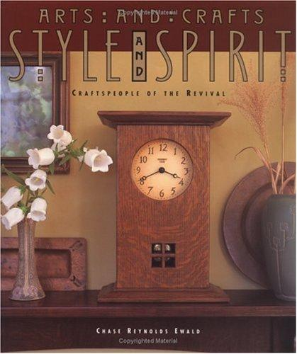 Arts and crafts style and spirit by Chase Reynolds Ewald