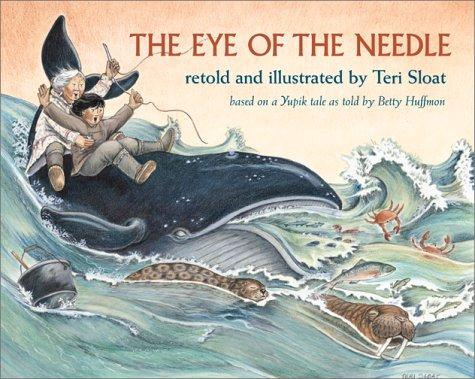 The eye of the needle by Teri Sloat