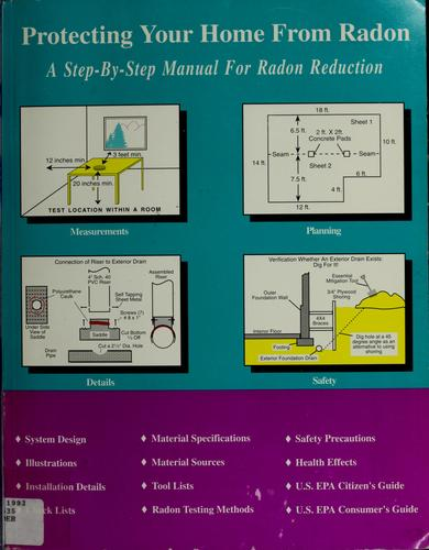 Protecting your home from radon by Douglas L. Kladder