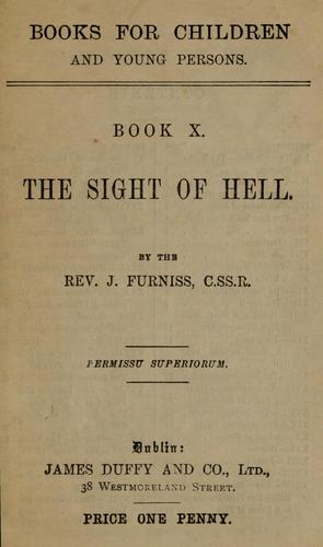 The sight of hell by John Furniss