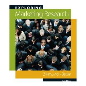 Exploring Marketing Research by William G. Zikmund