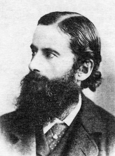 Photo of Benedict Friedlaender