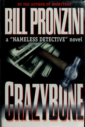 Crazybone by Bill Pronzini