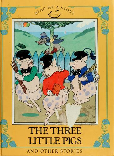 The three little pigs by Sarah Hayes