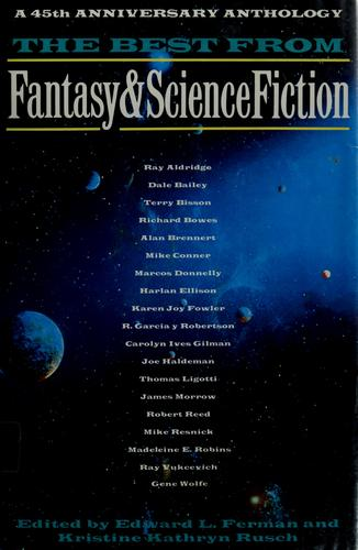 The best from Fantasy & science fiction by