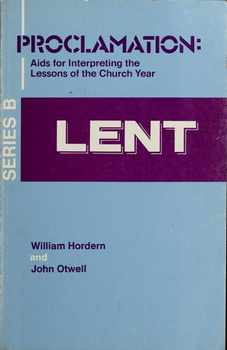 Lent by William Hordern