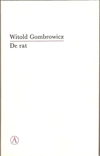 De rat by Witold Gombrowicz