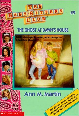 Ghost at Dawn's House