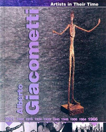 Alberto Giacometti (Artists in Their Time) by Jackie Gaff