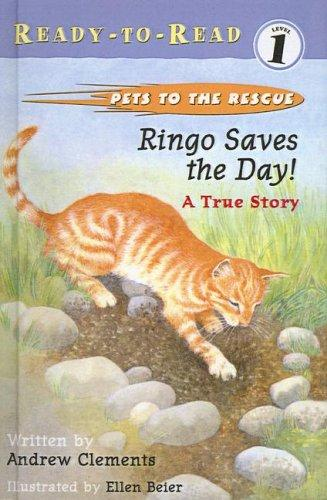 Ringo Saves the Day by Andrew Clements