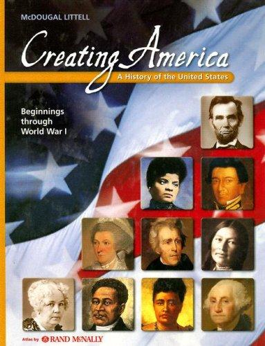 Creating America by Donna Ogle