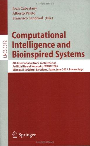 Computational intelligence and bioinspired systems by