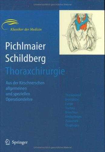 Thoraxchirurgie by