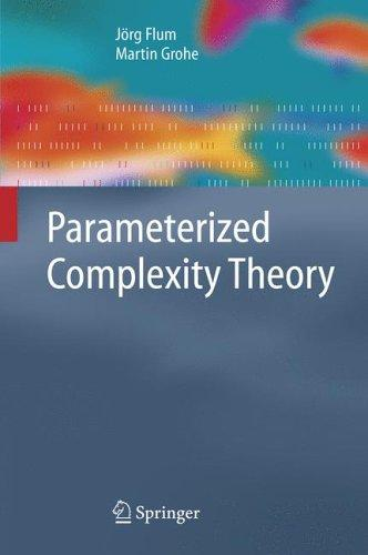 Parameterized complexity theory by